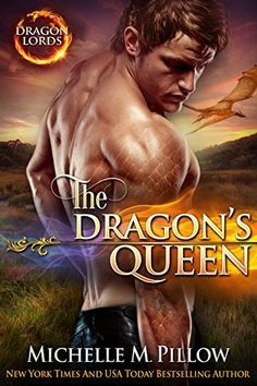 The Dragon's Queen (Dragon Lords Book 9) by Michelle M. Pillow, http://www.amazon.co.uk/dp/B00LAJLX4M/ref=cm_sw_r_pi_dp_sJ37vb1T0SCE2