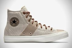 With the Converse brand being rejuvenated by its acquisition by Nike, more specialty and limited editions of their shoes have been hitting the market and Grunge Style, Soft Grunge, Galaxy Converse, Doc Martens Chelsea Boot, Chelsea Boots, Doc Martins, Grunge Outfits, Chuck Taylors, Timberland