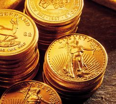 People Are Investing in Gold Dollar Coins