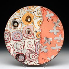 Blush and Bashful Plate- Jason Bige Burnett