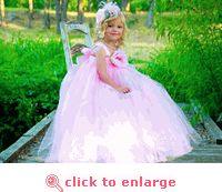 Chloe Fairy Princess Tutu Dress - from My Fancy Princess - www.myfancyprincess.com