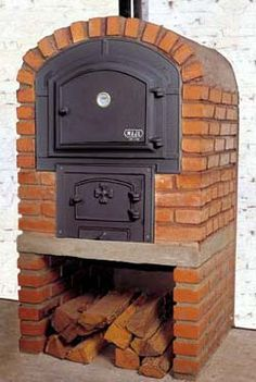 Build A Pizza Oven, Pizza Oven Outdoor, Outdoor Cooking, Bbq Firebox, Smokehouse Grill, Pizza Oven Fireplace, Oven Diy, Grill Oven, Bread Oven