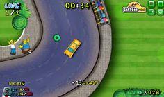 Simpson Drift - Play Free At: http://flashgamesempire.blogspot.co.uk/2017/01/simpson-drift.html