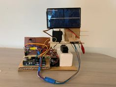 Solar Energy Panels, Solar Energy System, Solar Power, Solar Panels, Solar Projects, Arduino Projects, Electronics Projects, Fossil, Arduino Uno