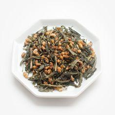 Organic Green Genmaicha Tea