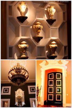 Detalhes do Palácio Quintandinha - Petrópolis - RJ