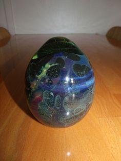 MDINA GLASS PAPERWEIGHT. | eBay