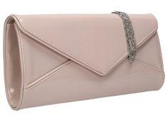 SwankySwans - Borsetta senza manici donna , Rosa (Pinky Nude), L: Amazon.it: Scarpe e borse