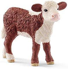 SC 13797 Farm World Vache Holstein  SCHLEICH