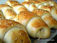 Savršene kiflice sa sirom i šunkom — Coolinarika