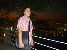 Vista nocturna desde el Pao de Azucar. Lindo recorrido / #viajes #travel #viajesmuseo #traveller #travelling #vacation #placestovisit #trips