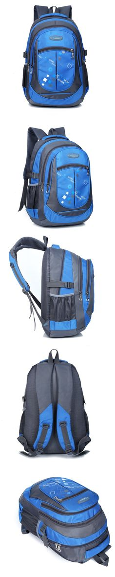 High Quality 2016 School Bags for Boys Girls Children Backpacks Primary Students Backpacks Waterpfoof Schoolbag Kids Book Bag