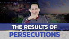 THE RESULTS OF PERSECUTIONS | PASTOR APOLLO C. QUIBOLOY Food Clips, Persecution, Apollo, Word Of God, Spirituality, Watch, Words, Day, Youtube