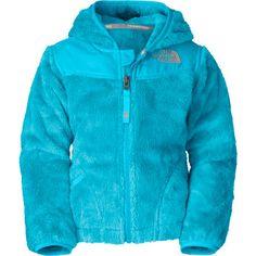 The North Face Oso Hooded Fleece Jacket - Toddler Girl's | Backcountry.com