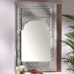 """Wandspiegel """"Khan""""  #gingar #mirrow #wohnen"""