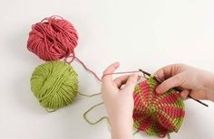 Preventing the Twist: Working with Two Colors - Toni Rexroat's Blog - Blogs - Crochet Me