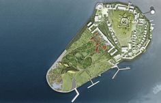 GOVERNORS ISLAND PARK & PUBLIC SPACE MASTER PLAN New York, NY
