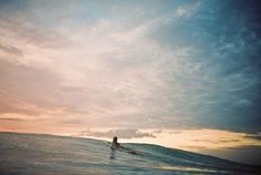 paddle out // its not always the wave you crave