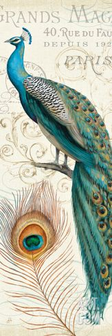 Majestic Beauty II Print by Daphne Brissonnet at Art.com