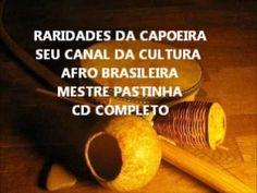 RARIDADES DA CAPOEIRA MESTRE PASTINHA CD COMPLETO