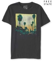 Free State L.A. Negative Graphic T - Aéropostale®
