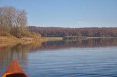 auf dem Fuhlensee (Schwentine)