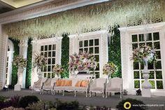 37 super ideas for wedding backdrop hotel decor Church Wedding Decorations, Marriage Decoration, Stage Decorations, Wedding Centerpieces, Decor Wedding, Hotel Reception, Wedding Reception Venues, Wedding Stage, Receptions