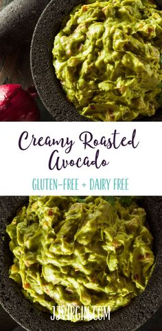This recipe couldn't be any simpler – or more delicious! Not only are avocados the perfect superfood full of fiber and omega 3s, they taste amazing. Get this gluten free, dairy free, vegan recipe now...