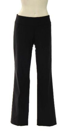 Pull On Petite Pant in Black by Tribal (16P) Tribal. $42.31