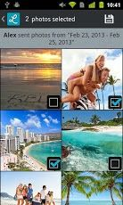 Lasso: Share lots of photos easily and privately with family and friends. #Android
