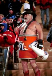 """Barrel Man-He used to sit 10 rows below me and was always getting us """"south standers"""" up on our feet!!"""