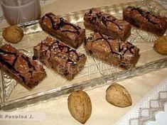 Kávové řezy s ořechy, čokoládou a skořicí Beef, Meat, Steak