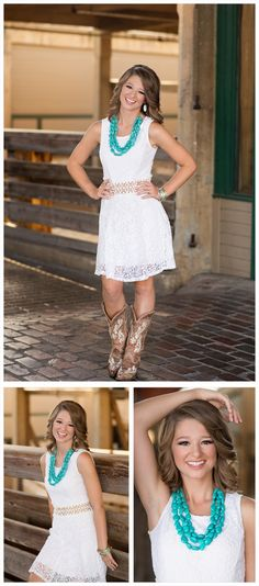 For this part of Nicole's senior session we shot at the Fort Worth Stock Yards.  This place has the best light, so I'm always thrilled when one of my senior girls wants to have part of their session there.  Totally in love with all of this!