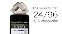 Introducing RØDE iXY stereo microphone for iPhone and iPad by RØDE Microphones