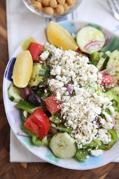 5 Healthy Dinner Salads for Summer @FoodBlogs #healthyrecipes #multiplerecipes #salad #summer