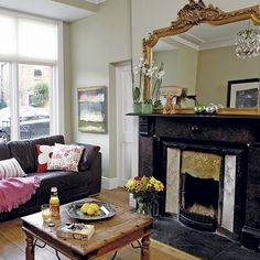 Couture Zoo: Fabulous Fireplaces