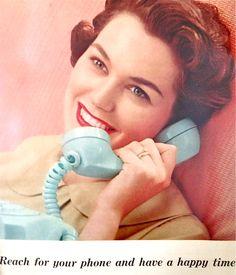 Bell Telephone advertisement, 1959