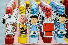 Festa do Snoopy 1 Year Old Birthday Party, 6th Birthday Parties, 1st Birthday Girls, Birthday Diy, Baby Snoopy, Snoopy Love, Snoopy And Woodstock, Charlie Brown Snoopy, Charlie Brown Christmas