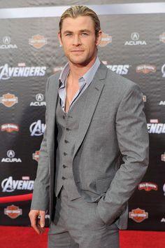 Aussie Chris Hemsworth