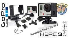 GoPro Hero 3 - Mounting Tips & Tricks!