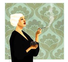 copa y puro by Esther Gili