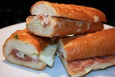jam and brie sounds nice blackberry brie and proscuitto panini love ...