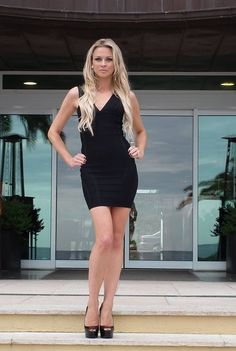 Black bandage dresses - bandage dress - bandage dresses - www.myannika.com