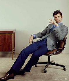 Sean OPry for Saks Fifth Avenue March 2016 Catalogue