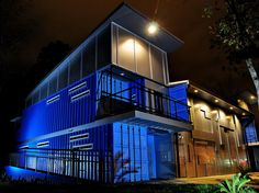 Shipping Container Home blog