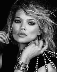 leluxemannequin: Kate Moss for David Yurman