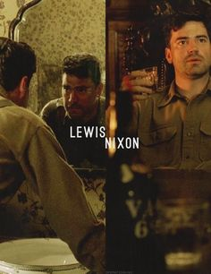 girlofspring - Posts tagged band of brothers Band Of Brothers, Brothers Movie, Best Fiction Movies, Lewis Nixon, Tv Band, Company Of Heroes, Really Good Movies, We Happy Few, The Brethren