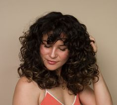 My Naturally Curly Hair Routine - FUJI FILES