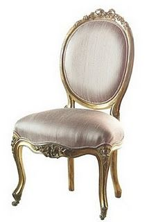 A Beautifully Upholstered Louis Chair!