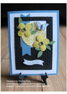 Hayley's Paper Garden: Retro Sketches, The Colour Throwdown & Paper Issues ~ Thank You!